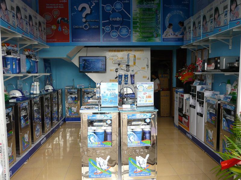 Đại lý máy lọc nước Karofi tại TPHCM
